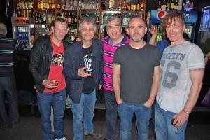 Band Brno Gig