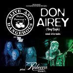 Don Airey & Brian Downey